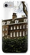 Yeoman Warders Quarters IPhone Case by Christi Kraft