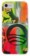 4 Barack  IPhone Case by Tony B Conscious