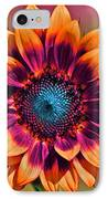 Orange Flowers In Their Buttonholes IPhone Case by Gwyn Newcombe
