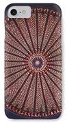 Diatom IPhone Case by Eric V. Grave