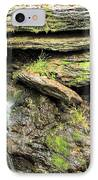 Falling Waters IPhone Case by JC Findley