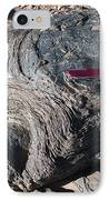 Fossilised Stromatolites IPhone Case by Dirk Wiersma