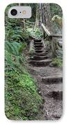 Going Up IPhone Case by Carol Groenen