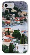 Lagada. Chios Greece  IPhone Case by Emmanuel Panagiotakis