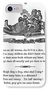 Mother Goose, 1833 IPhone Case by Granger
