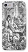 Nicaea Council, 325 A.d IPhone Case by Granger