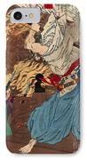 Oda Nobunaga (1534-1582) IPhone Case by Granger