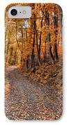 Ramble On IPhone Case by Bill Cannon