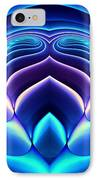 Spiral-3 IPhone Case by Klara Acel