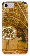St Francis Basilica   Assisi Italy IPhone Case by Jon Berghoff