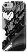 1940s Drive In IPhone Case by David Lee Thompson