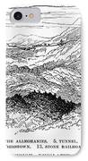 Johnstown Flood, 1889 IPhone Case by Granger