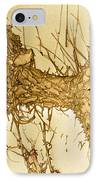 Mitosis, Sem IPhone Case by Steve Gschmeissner