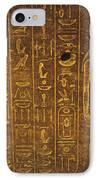 Sarcophagus Exterior IPhone Case by Adam Crowley