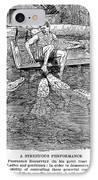 Roosevelt Cartoon, 1906 IPhone Case by Granger