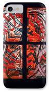 Jesus - Tile IPhone Case by Gloria Ssali