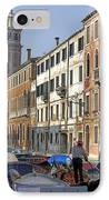 Venezia IPhone Case by Joana Kruse