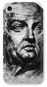 Lucius Annaeus Seneca IPhone Case by Granger