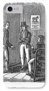 John Marshall (1755-1835) IPhone Case by Granger