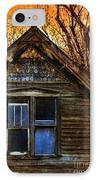 Abandoned Old House IPhone Case by Jill Battaglia