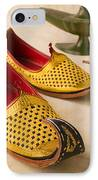 Abarian Shoes IPhone Case by Garry Gay