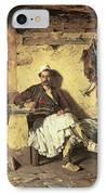 Albanian Sentinel Resting IPhone Case by Paul Jovanovic