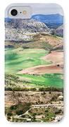 Andalucia Countryside IPhone Case by Artur Bogacki