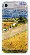 Andalusia Countryside Panorama IPhone Case by Artur Bogacki