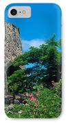 Annaberg Ruins IPhone Case by Kathy Yates