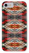 Atlantic City Lights IPhone Case by Glennis Siverson