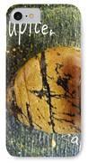 Barack Obama Jupiter IPhone Case by Augusta Stylianou