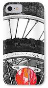 Big Wheels Keep On Turning IPhone Case by Jerry Cordeiro