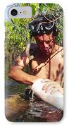 Biological Field Research IPhone Case by Alexis Rosenfeld