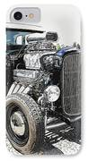 Blown Coupe IPhone Case by Steve McKinzie