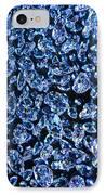 Blue ... IPhone Case by Juergen Weiss