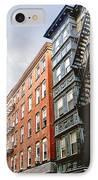 Boston Street IPhone Case by Elena Elisseeva