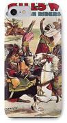 Buffalo Bill: Poster, 1899 IPhone Case by Granger