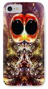 Bug Eyes IPhone Case by Skip Nall