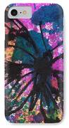 Butterfly Bliss IPhone Case by Oddball Art Co by Lizzy Love