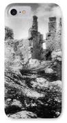 Castle Lyons IPhone Case by Simon Marsden
