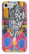 Catalan Jesus IPhone Case by Marwan George Khoury