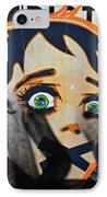 Censorship IPhone Case by Harry Spitz