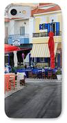 Chios Greece 2 IPhone Case by Emmanuel Panagiotakis
