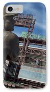 Citizans Bank Park IPhone Case by John Greim