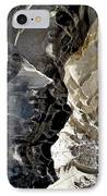 Corrosion By Nature IPhone Case by Kaye Menner