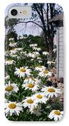 Daises Delight II IPhone Case by Doug Kreuger