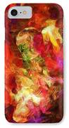 Damnation IPhone Case by David Lane