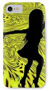 Dance IPhone Case by Bill Cannon