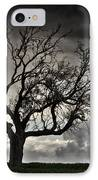 Dry Sunset IPhone Case by Stelios Kleanthous