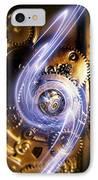 Electromechanics, Conceptual Image IPhone Case by Richard Kail